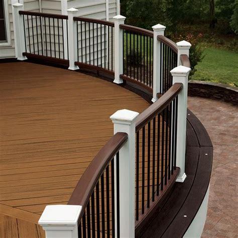 black porch railing 20 creative deck railing ideas for inspiration hative