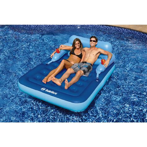 Swimline Malibu Mattress Swimming Pool Float16152 The