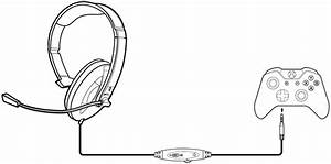 Xbox One Chat Headset Support  Diagrams  Wiring Diagram Images
