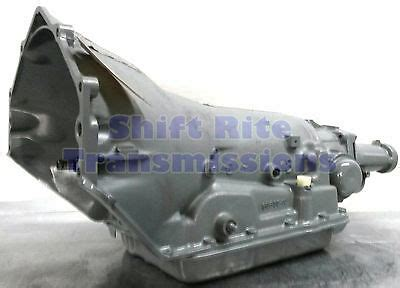 1987 Chevy 700r4 Transmission Part Diagram by 700r4 1987 1992 4x4 Awd Remanufactured Transmission 4l60