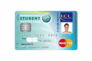 Lcl Prêt étudiant : carte etudiant isic lcl ~ Medecine-chirurgie-esthetiques.com Avis de Voitures