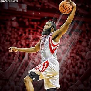 James Harden , Houston Rockets | SLAM DUNK | Pinterest ...