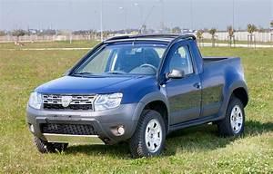 Dacia Pick Up : dacia duster pick up second edition launched ~ Gottalentnigeria.com Avis de Voitures