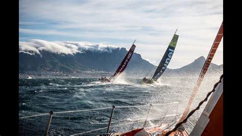 leg  start replay volvo ocean race   youtube
