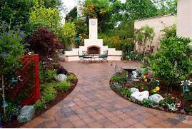 How You Can Renovate Your Patio Updated Home Patio Bordered With Built In Wooden Bench Backyard Brick Patio Below Garden Ideas River Rocks Landscaping Ideas Mulch Idea River Rock Backyard Vegetable Garden Ideas Architectural Design