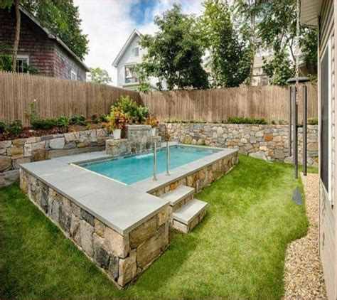 Small Above Ground Pools For Small Backyards by Eye Catching And Affordable Above Ground Swimming Pool