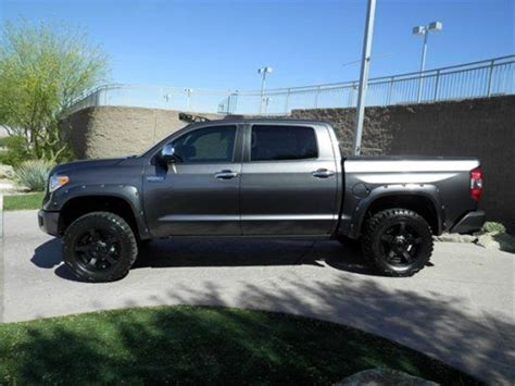 Toyota Tundra Crewmax 4x4 For Sale by Cars For Sale 2014 Toyota Tundra 4x4 Crewmax In Lake