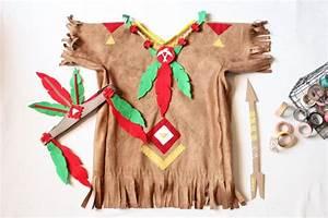 Costume D Indien : un costume d 39 indien annymay le blog ~ Dode.kayakingforconservation.com Idées de Décoration