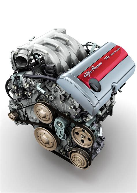 Foto Motor by Foto V6 Alfa Romeo Motores Gasolina