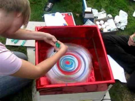 farbschleuder der waschbaerenbande youtube