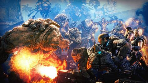 Gears Of War 3 Wallpapers Hd Download