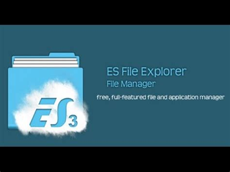 how to hide any file es file explorer manager