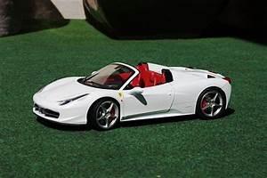 Photos De Ferrari : ferrari modelisme ferrari 1 18 elite photos de la ferrari 458 spider blanche 1 18 ~ Maxctalentgroup.com Avis de Voitures