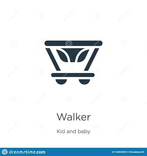 Why canada banned this popular registry item. Walker Icon Vector. Trendy Flat Walker Icon From Kid And ...