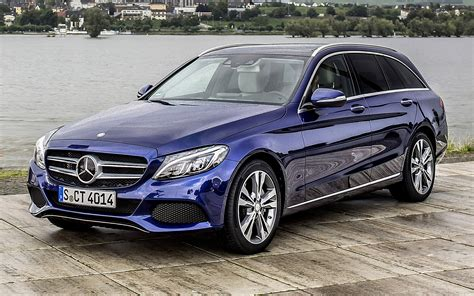Mercedes C Class Estate Wallpapers 2014 mercedes c class estate wallpapers and hd