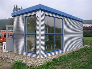Container Mit Glasfront : bcs containersystem sondercontainer sonderbauten und sondergeb ude modulrauml sungen ~ Indierocktalk.com Haus und Dekorationen