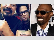 George Lopez and DL Hughley get inked for Charlie Murphy