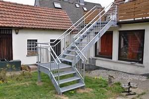 Außentreppe Baugenehmigung Nrw : au entreppen stahl verzinkt qi93 hitoiro ~ Lizthompson.info Haus und Dekorationen