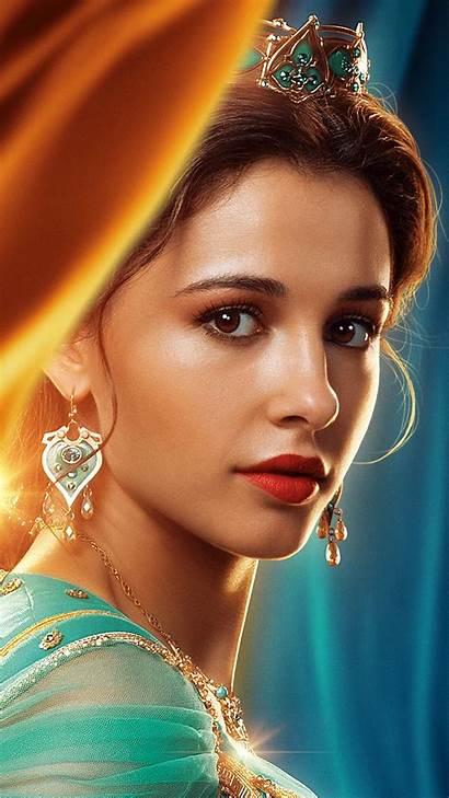 Jasmine Aladdin Princess 4k Disney Mobile Ultra