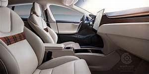 Plaid Tesla Model S Interior Refresh Concept : TeslaLounge