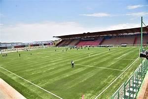 PICTORIAL: Mulindwa unveils refurbished St.Mary's stadium ...