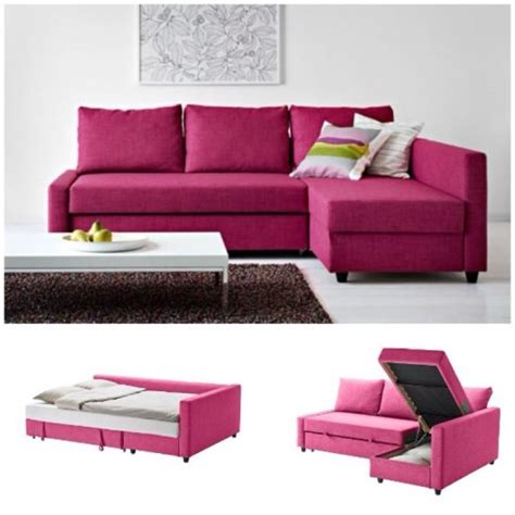 Friheten Corner Sofa Bed Dimensions by Ikea Friheten Cerise Corner Sofa Bed For Sale In