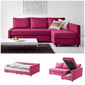 ikea friheten cerise corner sofa bed for sale in With ikea friheten sofa bed for sale