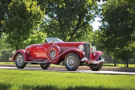 Auburn Twelve Salon Speedster