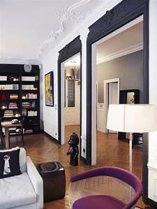 inspirations moulures murales decoratives habitatpresto With comment faire des couleurs en peinture 13 les couleurs de murs pour agrandir une piace appartement