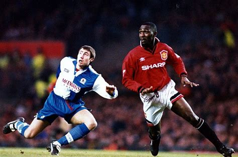 Andy Cole   Andy cole, Manchester united images ...
