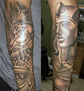 250 Egyptian Tattoos of 2020 (with Meanings) - Wild Tattoo Art