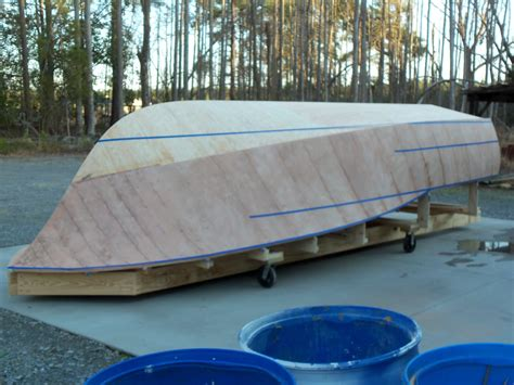 Cold Molded Boat by The Cold Mold Construction Fight Club Page 6 The Hull