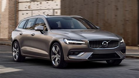 new volvo volvo v60 wagon is all new will feature turbo hybrid