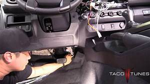 Toyota Tacoma  U2013 How To Install Plug And Play Wiring System