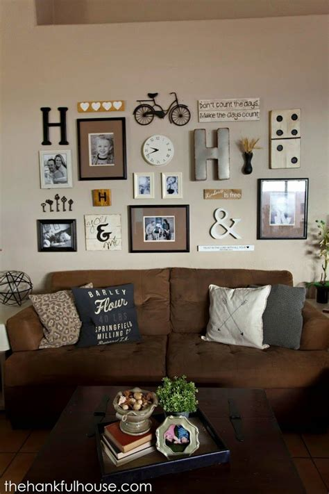 Design Of Wall Decor Ideas Living Room Best 25 Wall