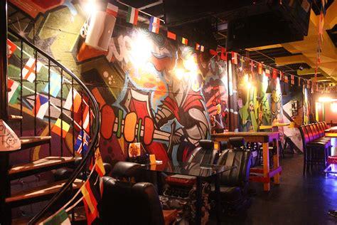Graffiti Restaurant : Professional Graffiti Artists For Hire Usa