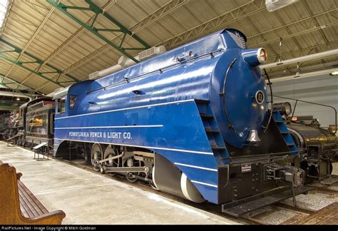 pennsylvania power and light locomotive details