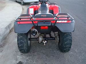 Quadriciclo Honda Fourtrax 350cc