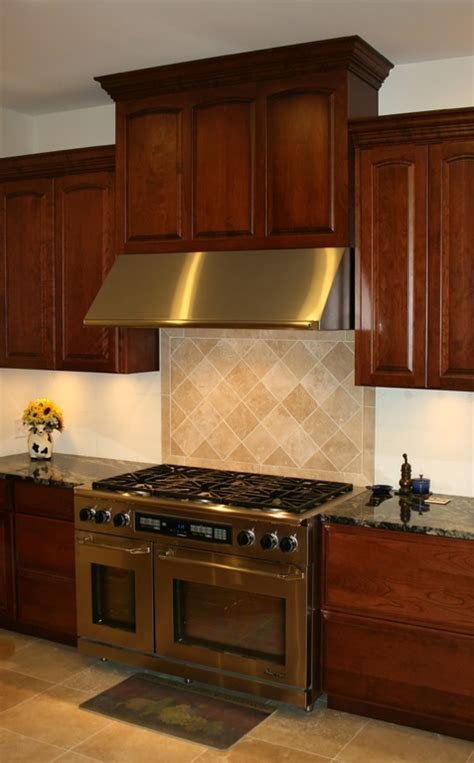 designer kitchen hoods custom wood range kitchen cabinets with range 3245