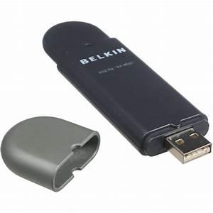 Belkin Wireless G Usb Network Adapter F5d7050 B U0026h Photo Video