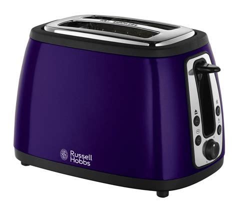 hobbs toaster purple hobbs 19153 heritage 2 slice toaster metallic