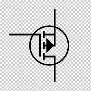 Mosfet Electronic Symbol Field