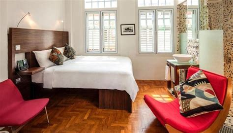 15 Singapore Hotels For A Cheap Weekend Staycation