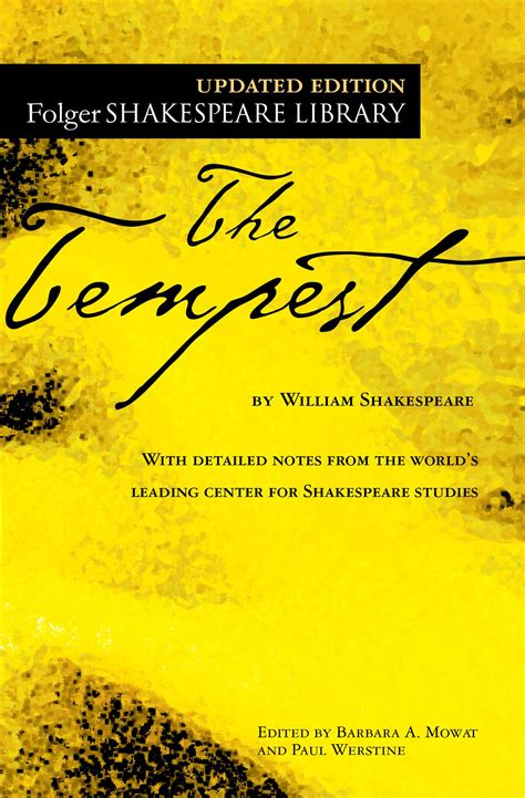 tempest shakespeare william books barbara library official dr