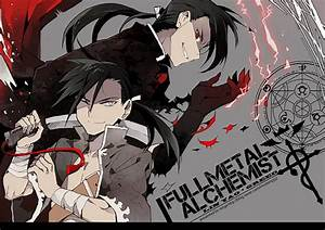 Full Metal Alchemist Images Ling Yao And Greed
