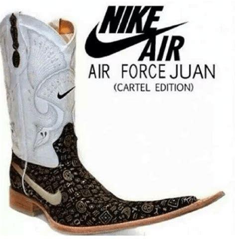 Meme Shoes For Sale - ir air force juan cartel edition irs meme on sizzle