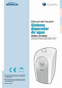 Manual Myro 7 Sp V00 By Filtec Depuradoras