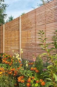 Gartenzaun Sichtschutz Holz : sichtschutzzaun holz ~ Markanthonyermac.com Haus und Dekorationen