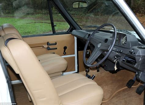 vintage range rover interior range rover bought for 2 448 in 1973 gone up in value by