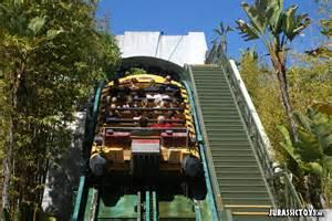 Jurassic Park Ride Universal Studios Hollywood